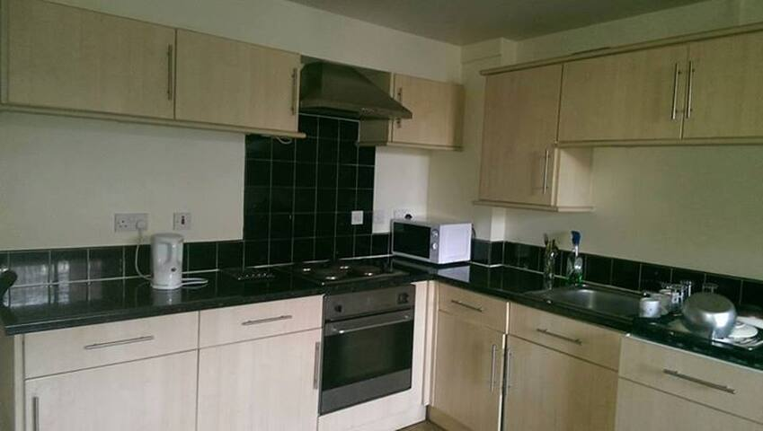 Bradford City Centre Apartment 2 Bd - Bradford