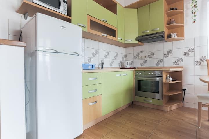 kiwi apartman3+1