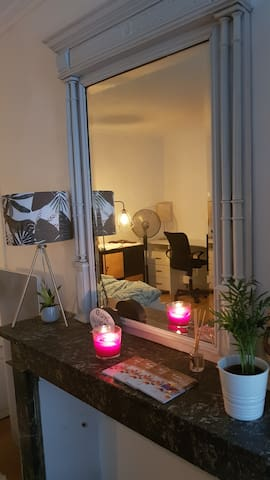 Charming studio in Le Marais, Center of Paris