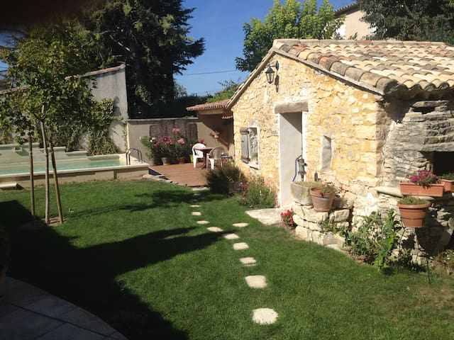 Charm and tranquility of Provence near Luberon - Saint-Didier