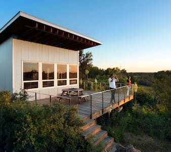 Tiny House Compound on Llano River