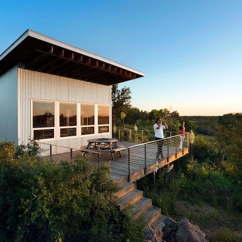 Tiny House Compound on Llano River