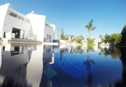 Contemporary, Luxury Villa, 15m Pool -Nearby Beach