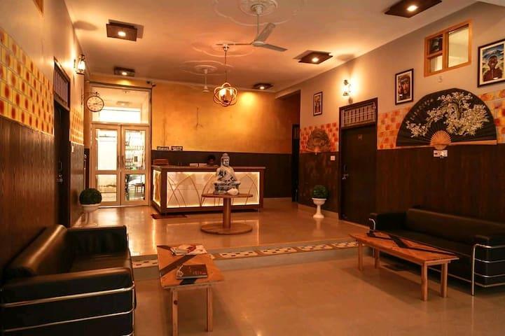 RishikeshStay Hotel