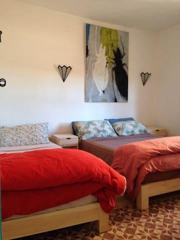 Dar Randigaba-private triple Room
