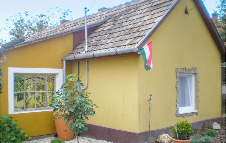Former farm house with 2 bedrooms on 50m² in Balatonendréd