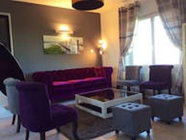 Très belle suite familiale - Estouteville-Écalles