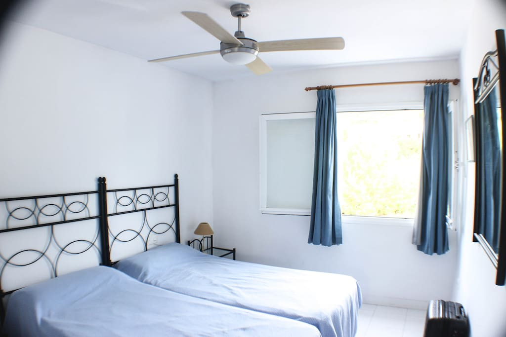 Dormitorio camas Individuales