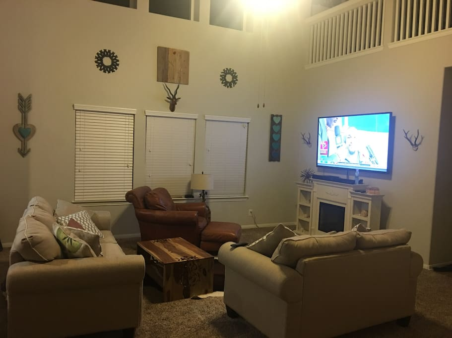 Living room shared