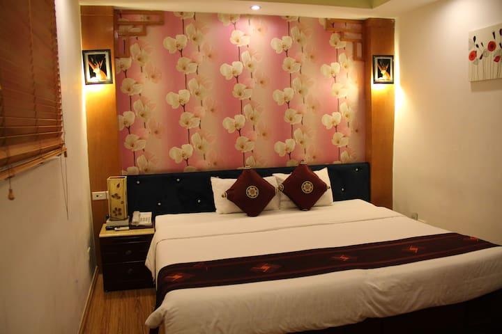 Superior hostel but cozy included breakfast @Hanoi - Hanoi - Bed & Breakfast