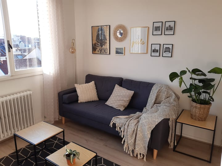 Cosy flat close to the city centre