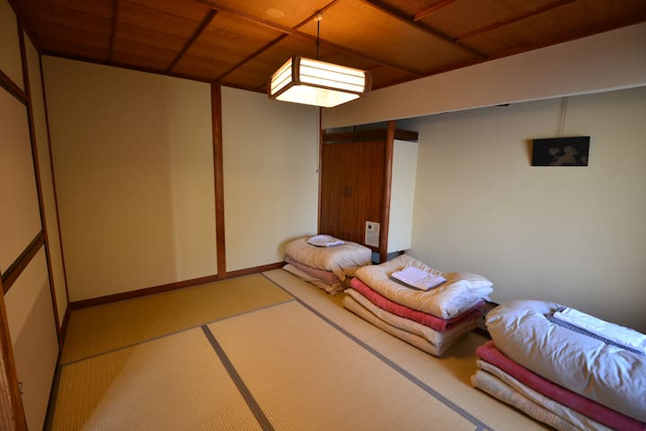 The Japanese-style guesthouse.(Triple room) - Izumo-shi - Guesthouse