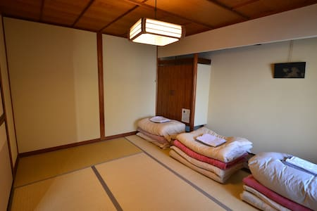 The Japanese-style guesthouse.(Triple room) - Izumo-shi