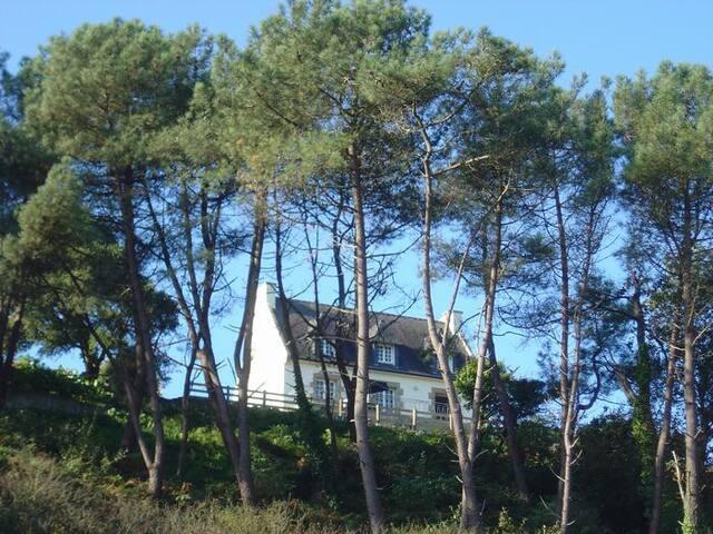Maison à 500 mètres de la plage - Plonévez-Porzay - Huis