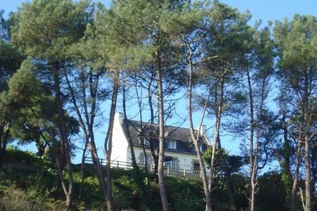 Maison à 500 mètres de la plage - Plonévez-Porzay - Casa