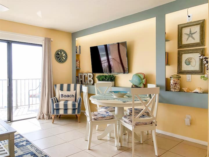 The Summit 506 - Gorgeous Gulf Front Condo With Front Row Beach Chairs Included
