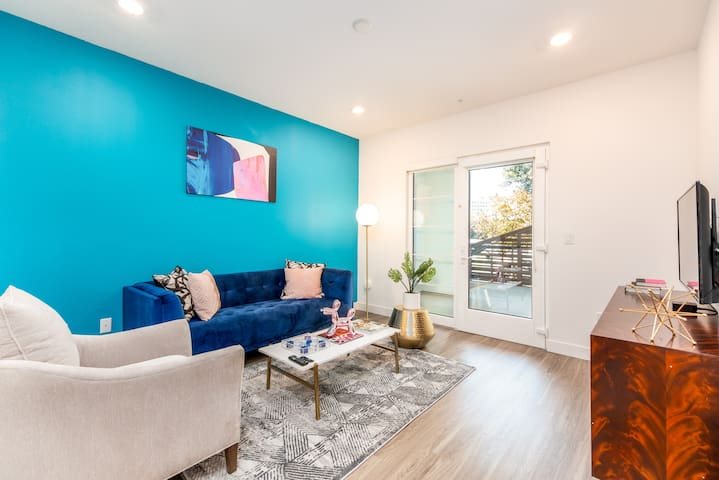 Colorful & Modern Home in San Jose, 1BR by TRIBE
