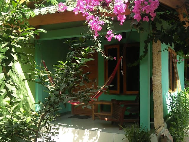 Pelangi homestay bungalow 3
