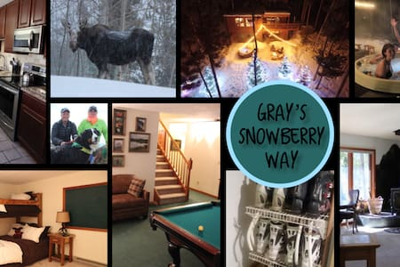 Snowberry Way- Summer in Mountains, Grays 1bd