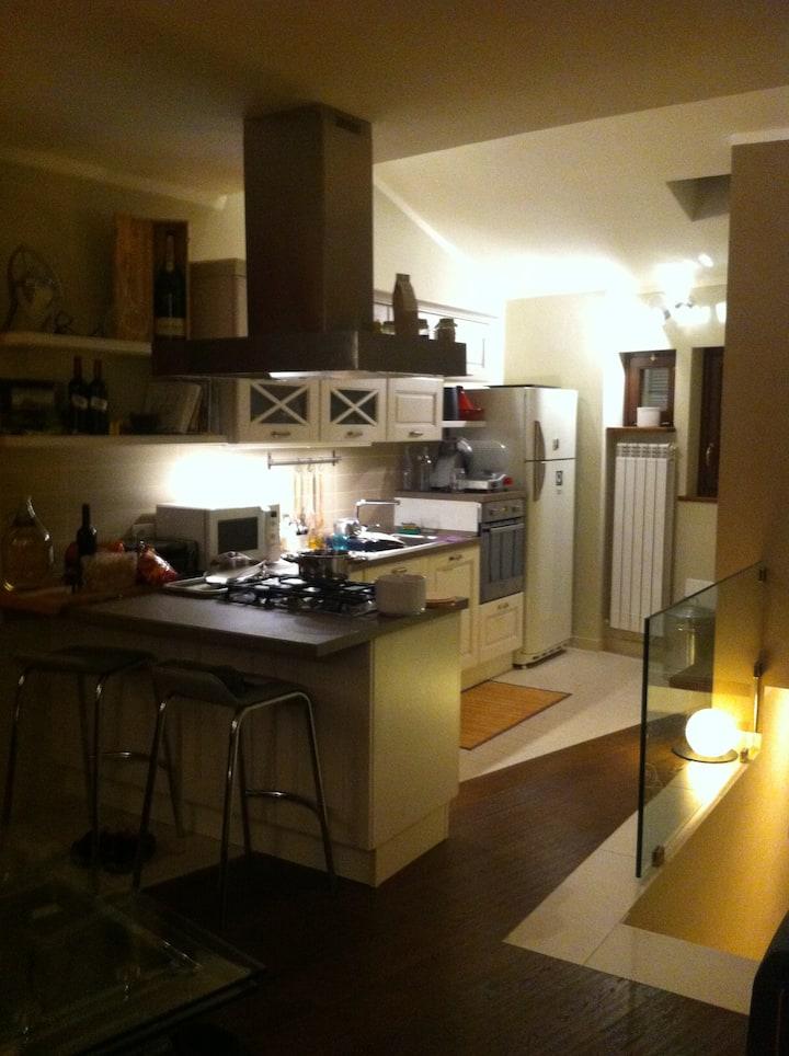 Splendido appartamento centro storico Nocera U.
