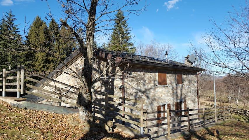 Chalet di montagna ai margini del bosco - Fanano - Cottage