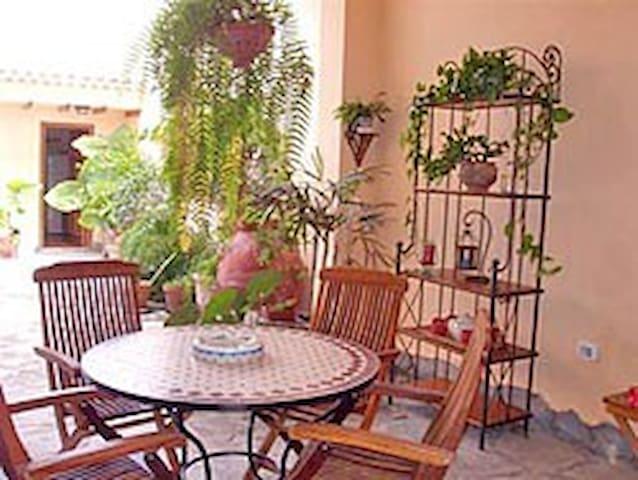 Kanarisches Haus Lolita - Arico el Nuevo - Dom