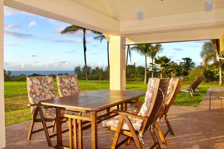 North Shore Ocean View Cottage