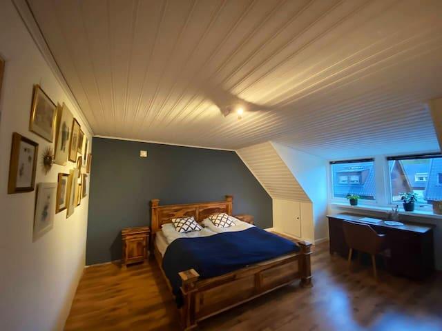 Large comfortable room in beautiful archipelago