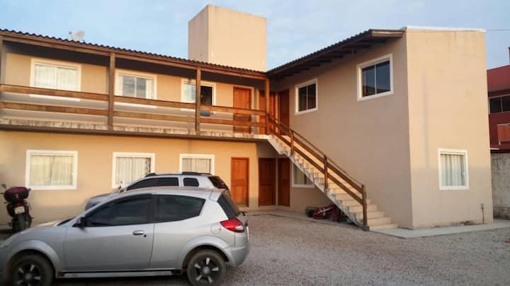 Apartamento na praia do Campeche