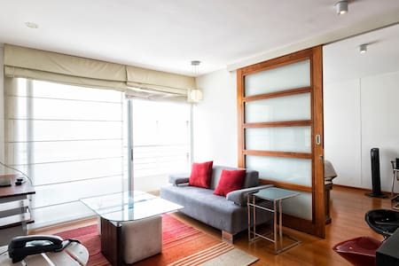 Precioso departamento cerca del mar - Barranco District - 公寓
