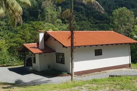 Refúgio das Montanhas em Rio do Sul - SC
