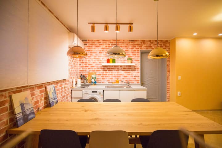 ★明洞 Myeongdong /3 bedroom_House Sarah