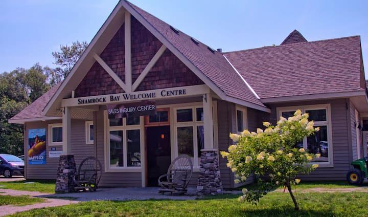 Memories at Serene Spruce Cottage Shamrock BayRsrt