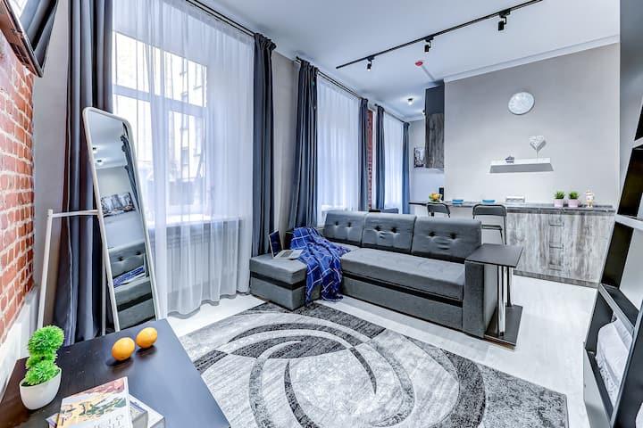 Apart-Hotel Victoria Bolshaya Morskaya 3-5 floor 1