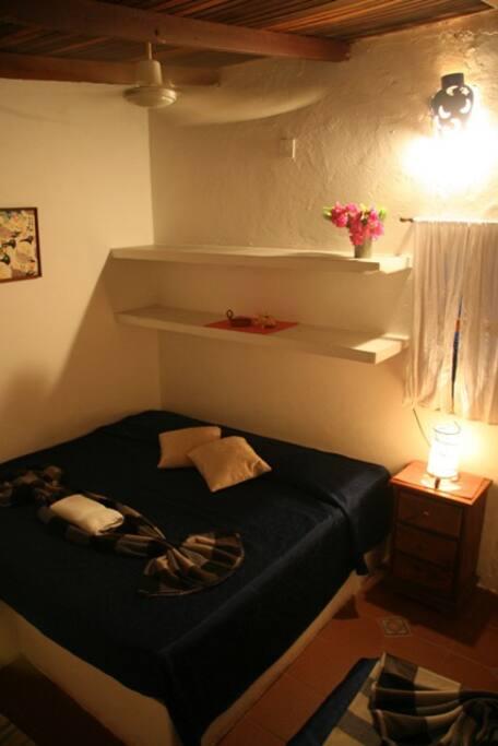 Nuestra habitación Media Luna