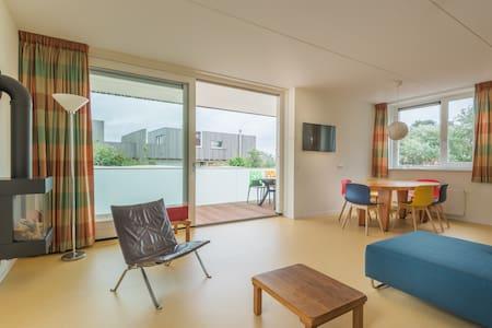 Luxe appartement op Schiermonnikoog KK5 - Schiermonnikoog - Byt
