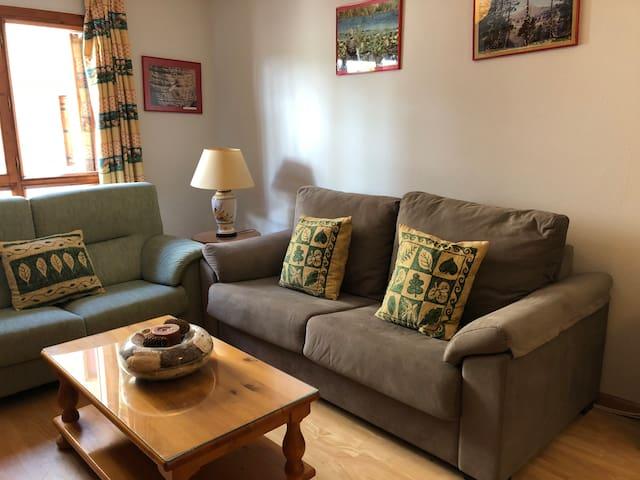 Apartamento confortable en Sallent de Gállego