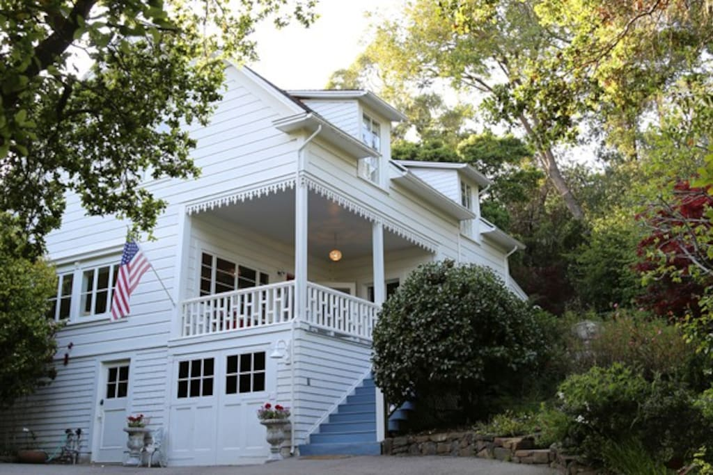 Mother's Pearl - a stunning gem tucked right off a tree-lined street.