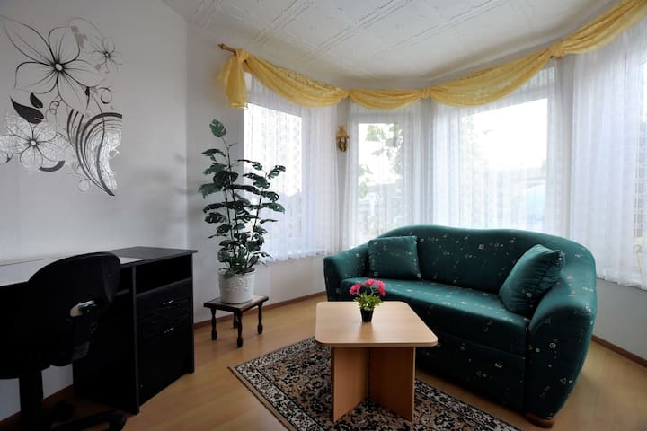 Rustic Apartment in Rostock with Terrace