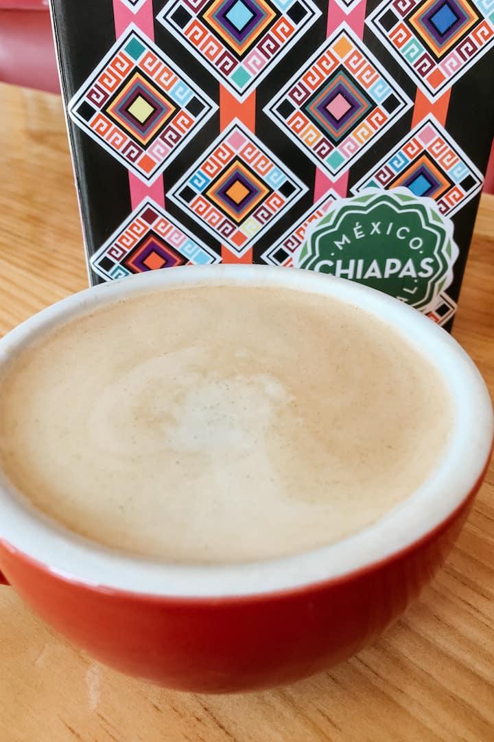 Degustarás muchos cafés de Chiapas