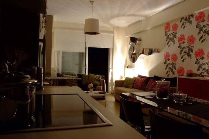 Υπέροχο Δυάρι 50τμ στο Βόλο - Βόλος - Wohnung
