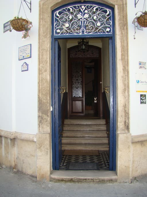 acceso principal