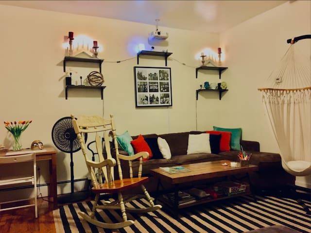 Lovely Room in Brooklyn