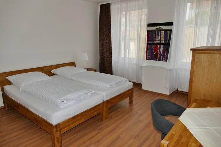 Centrum Hotel Mitte, Einzelzimmer-2