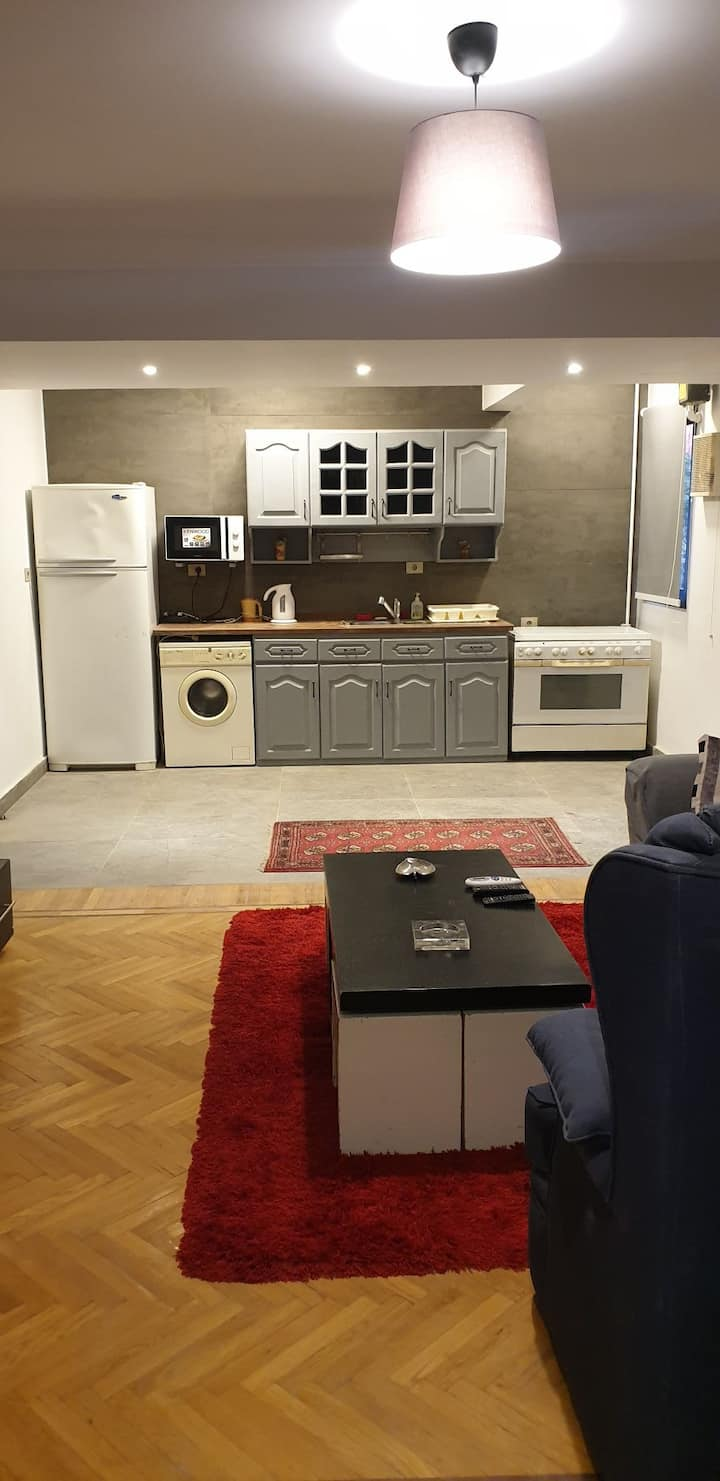 Brand New 1-bedroom in the heart of Mohandessin