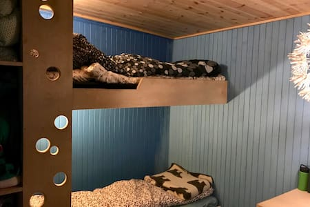 Central Bed & Breakfast with 3 rooms (1/3) - Trondheim - Pousada