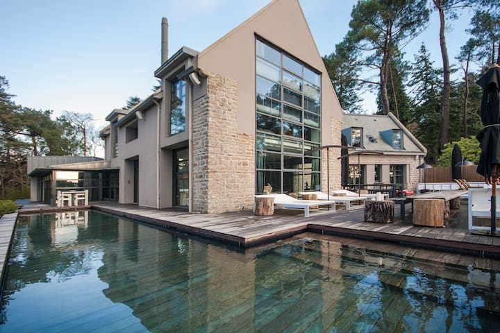 VILLA LES PIEDS DANS L'EAU BRETAGNE - Riec-sur-Belon - Villa