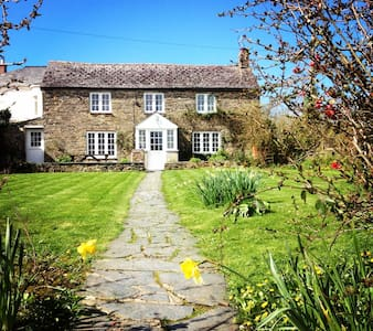 Traditional Cornish Cottage - Cornwall