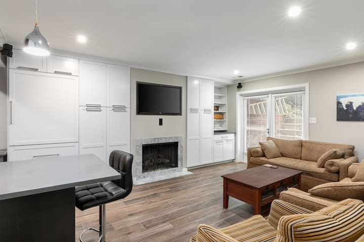 Fully Renovated Upscale Georgetown Apartment