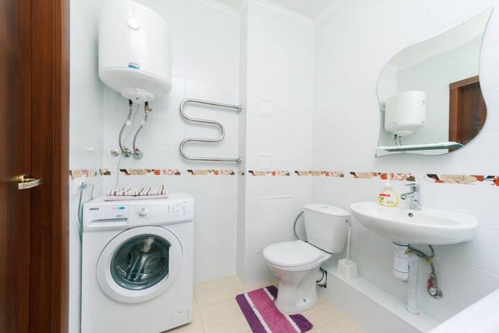 Однокомнатная квартира на Ващенко